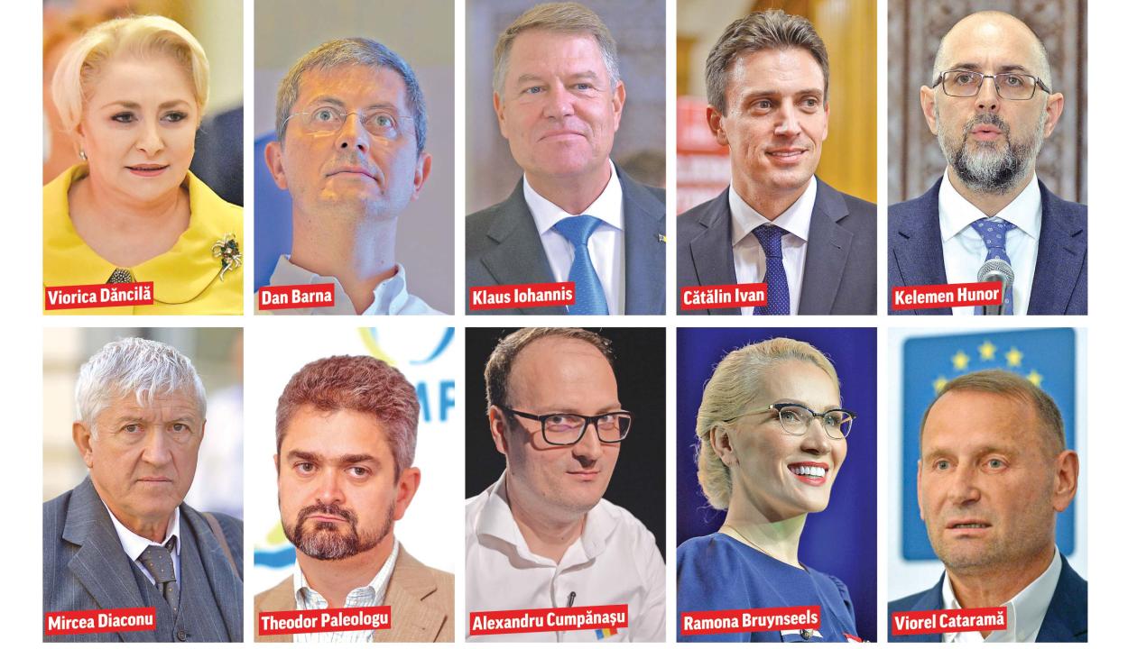Tíz jelölt indul a novemberi államelnök-választáson