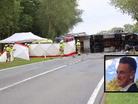 Meghalt közúti balesetben a 11 éves Dâmboviţa megyei lány meggyilkolásával gyanúsított holland férfi