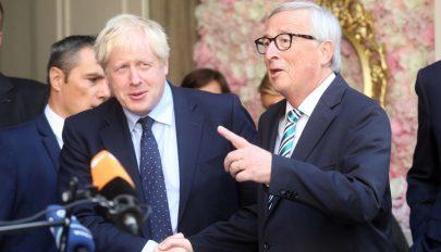 Juncker: a britek felelőssége, ha nem sikerül uniós tagságuk rendezett megszüntetése