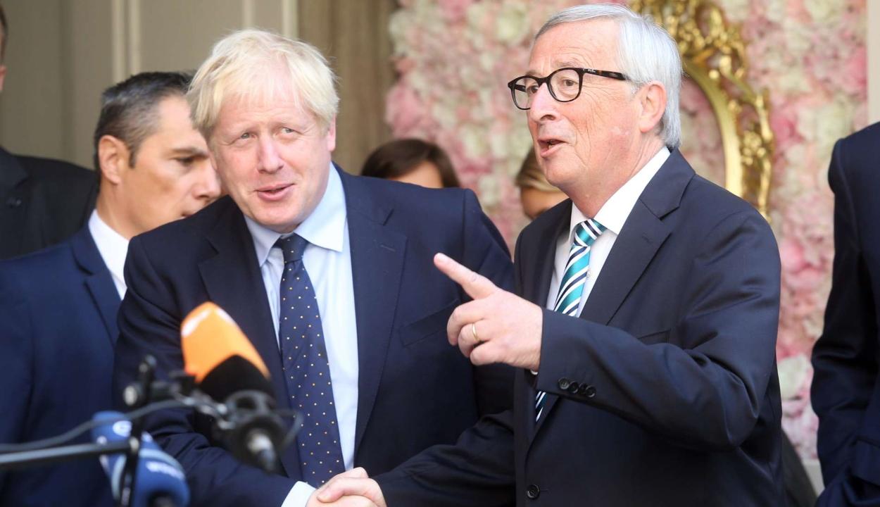 Brexit: az EB szerint továbbra sem érkezett alternatív brit megoldási javaslat
