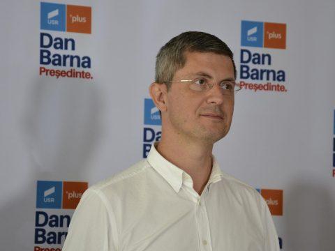 Már 200 ezer aláírás gyűlt össze Dan Barna elnökjelöltségének támogatására