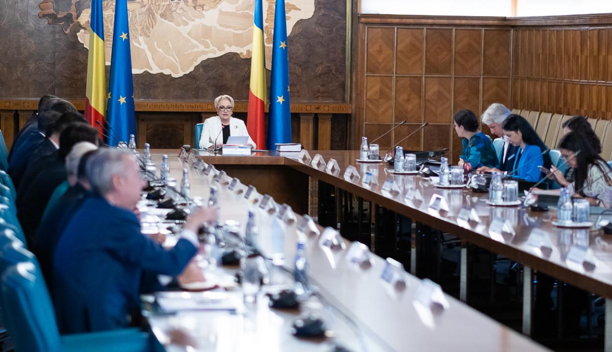 Viorica Dăncilă kormányfő újabb ügyvivő miniszterek kinevezésére tett javaslatokat