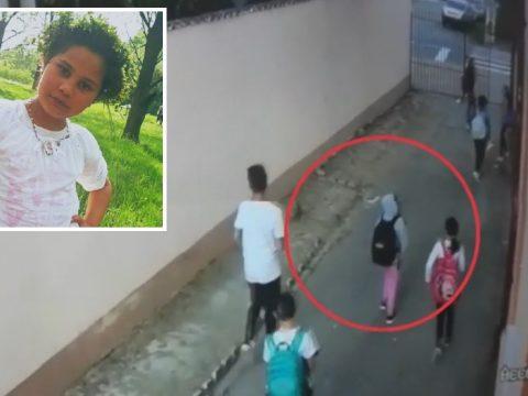 A DNS-vizsgálatok megerősítik, hogy a Dâmboviţa megyei kislány gyilkosa a holland állampolgár