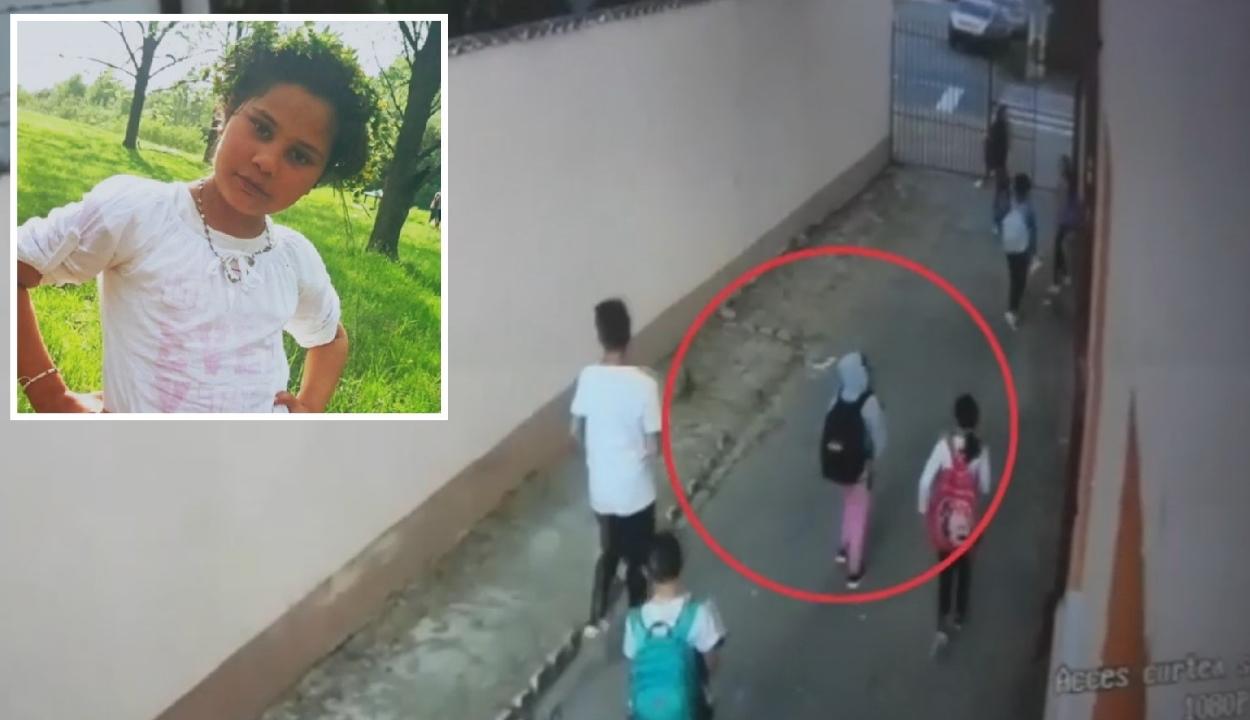 Holtan találták meg a Dâmbovița megyéből eltűnt 11 éves lányt