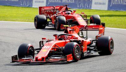 Forma-1: Leclerc pályafutása első sikerét aratta Belgiumban