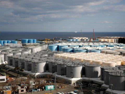Az óceánba ereszthetik a radioaktív hűtővizet Fukusimában