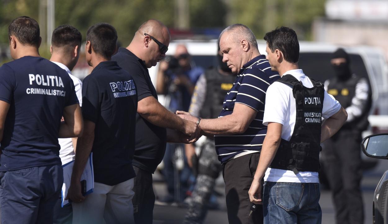 Lezárta a DIICOT a caracali gyilkosságok vádiratát