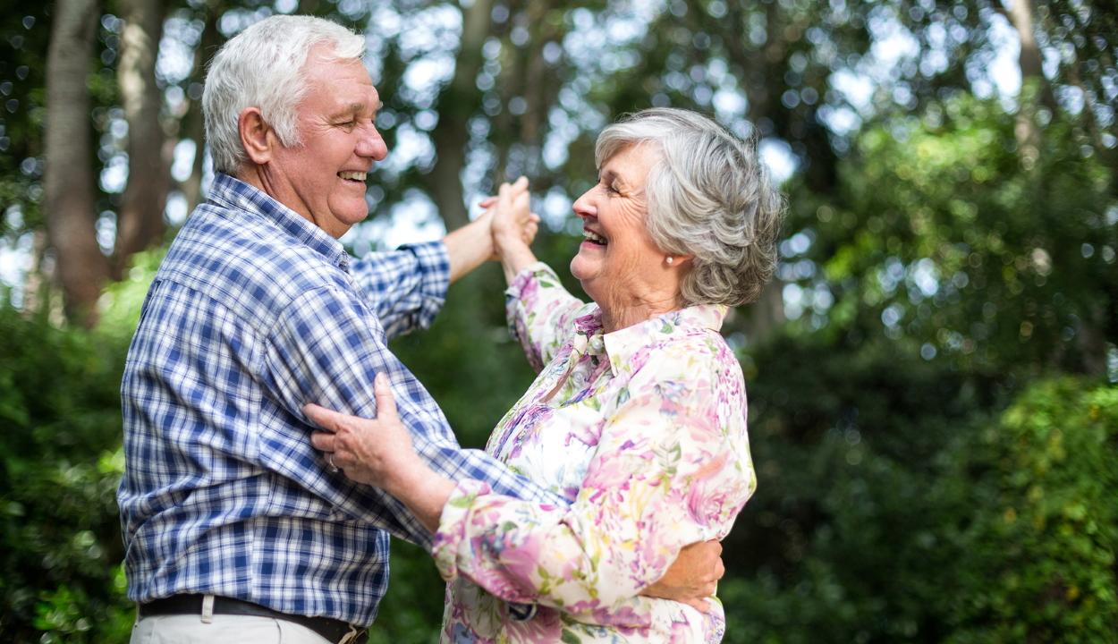 A tánc visszafordíthatja az agy öregedésének jeleit