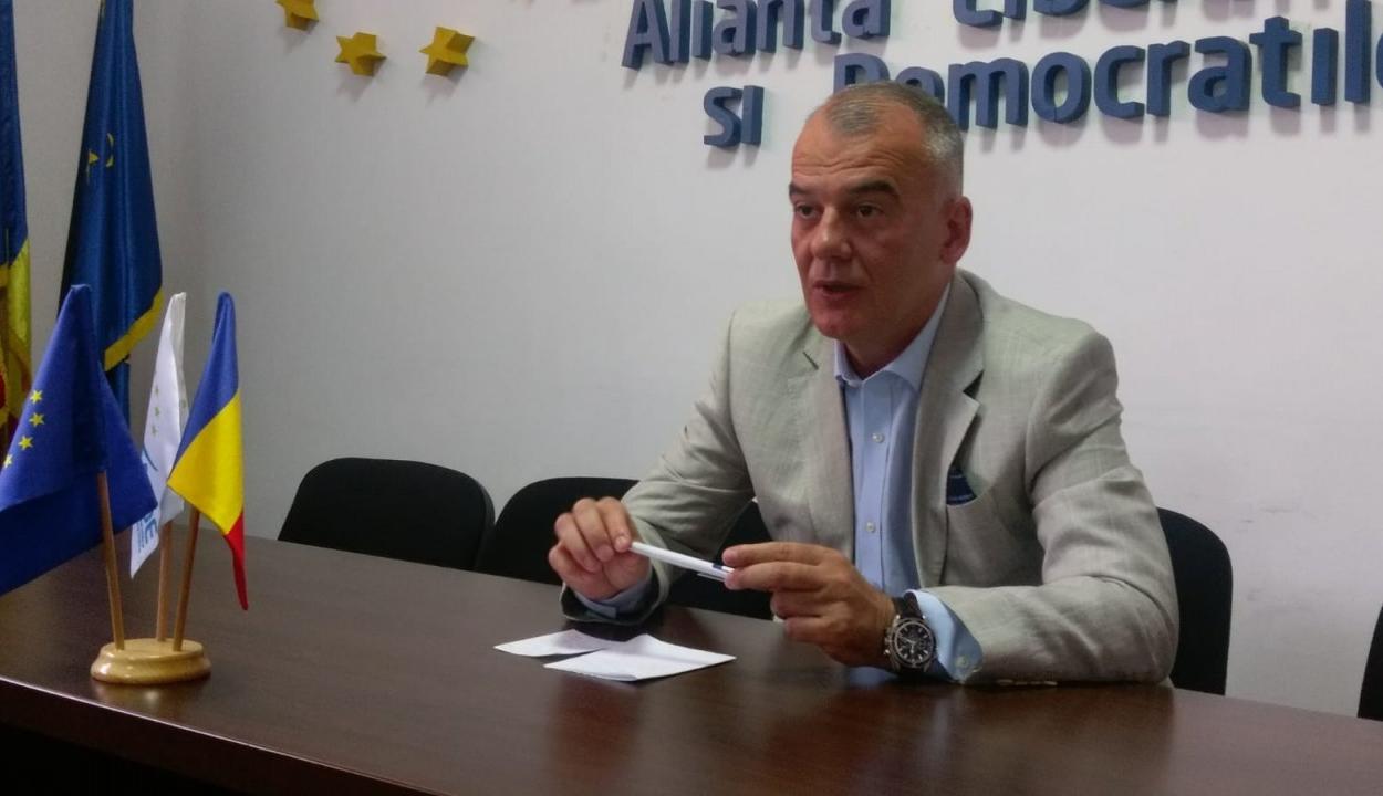 Az ALDE Ion Popa szenátort javasolja a felsőház élére