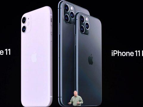 Bemutatkozott az új iPhone-generáció