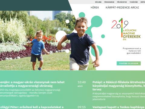 Külhoni magyarokkal foglalkozó honlap indult