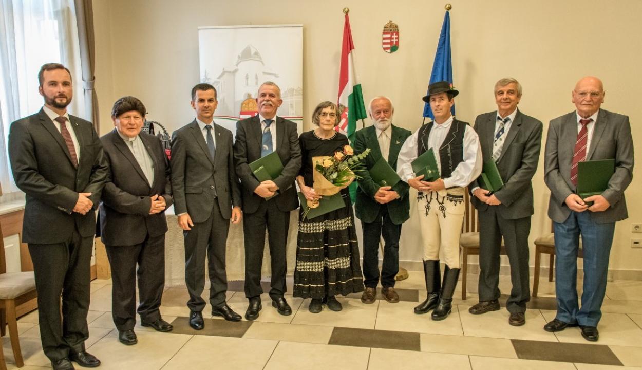 Magyar állami kitüntetésekkel ismerték el Kovászna megyei személyiségek munkáját