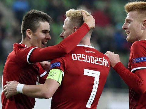 Az erdélyi szurkolók is élőben láthatják a Magyarország-Szlovákia meccset az M4 Sporton