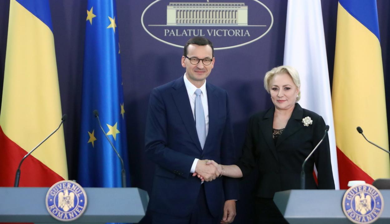 Románia és Lengyelország uniós együttműködéséről állapodtak meg a kormányfők