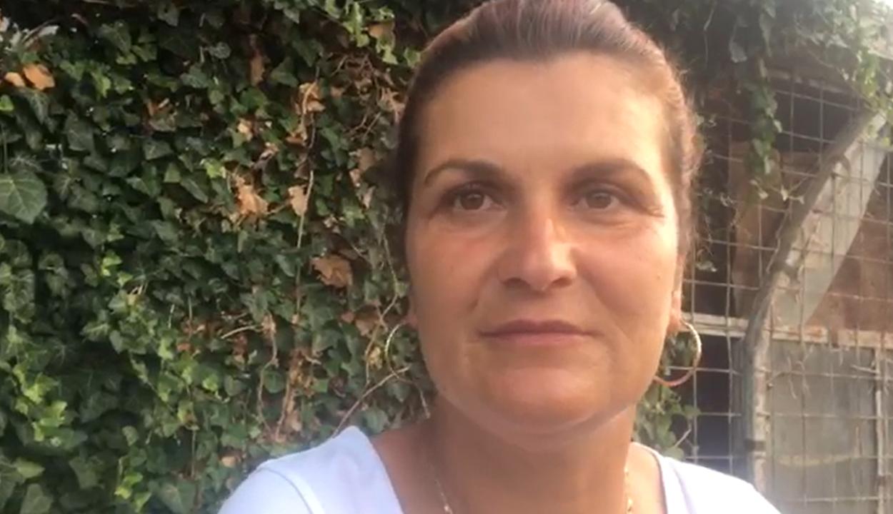 Caracali-ügy: jelentkezett hétfőn biológiaiminta-vételre Luiza Melencu édesanyja