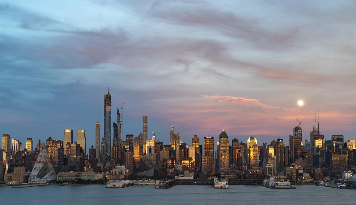 Harmincéves timelapse videót készít Manhattanről egy fotográfus