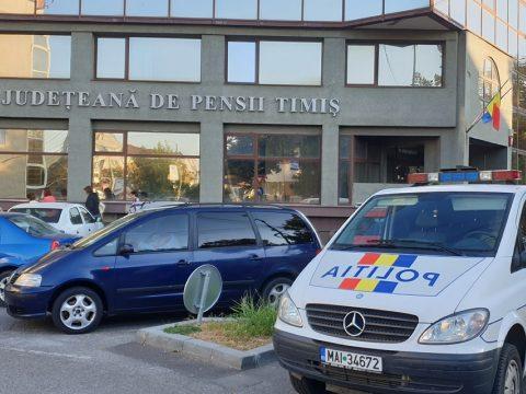 200 ezer lejt loptak el a Temes megyei nyugdíjpénztár páncélszekrényből