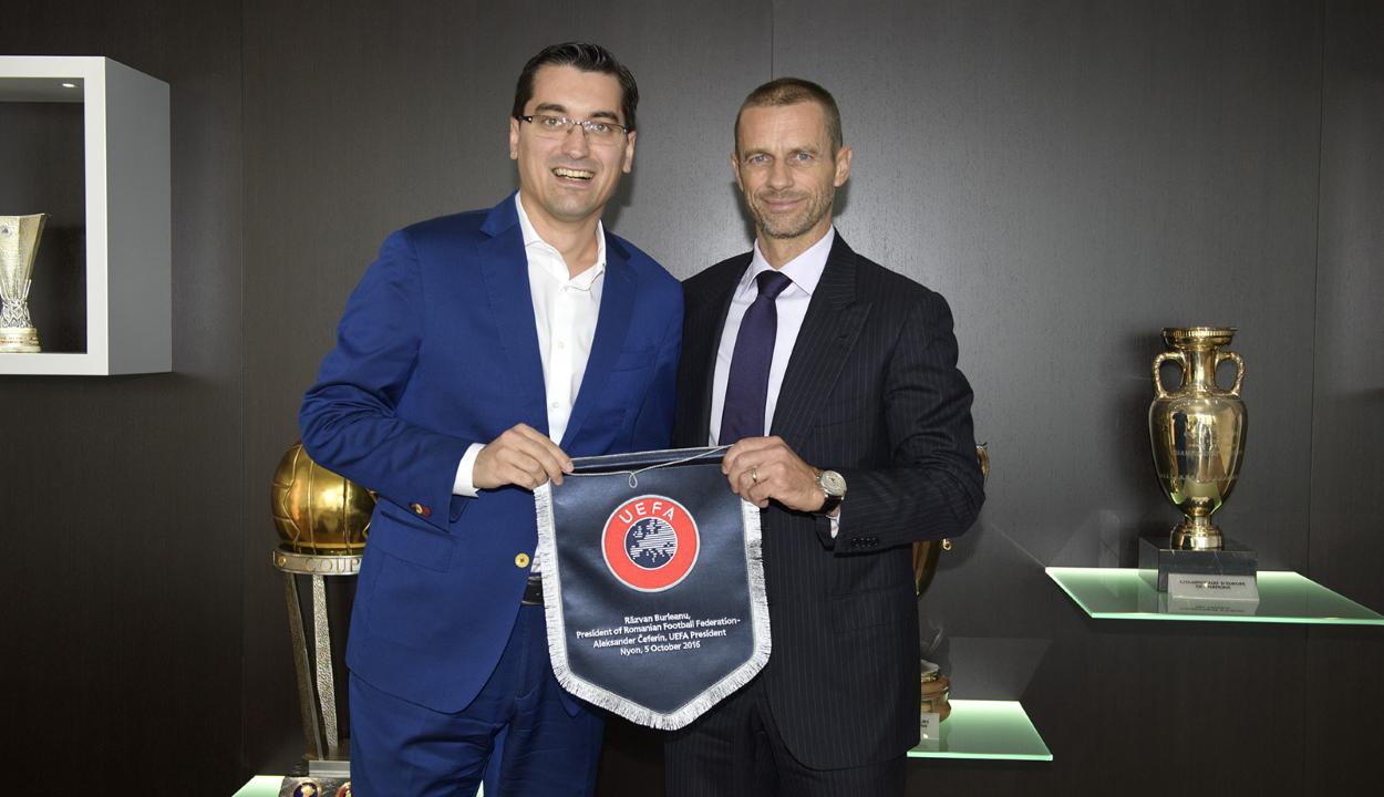 Románia rendezheti meg 2021-ben az U19-es labdarúgó Európa-bajnokságot