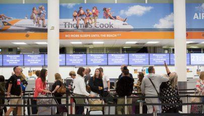 Csődbe ment a Thomas Cook, a legrégibb brit utazási iroda