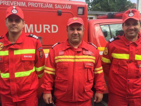 Tűzoltók segítségével hozta világra gyermekét egy esztelneki nő