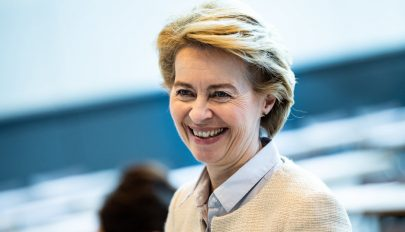 Ursula von der Leyen újabb nevet vár Romániától