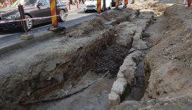 Kolozsvár egyik középkori városkapujának az alapját találták meg