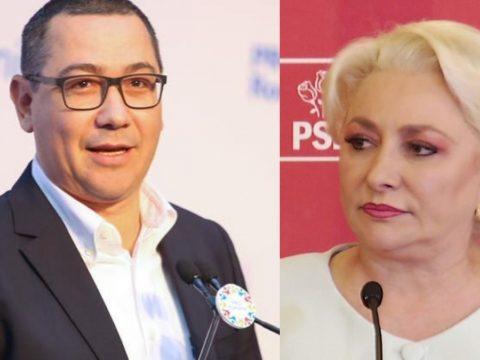 Dăncilă feljelenti Pontát, mert azt nyilatkozta, hogy maszkosokkal fogja eltávolítani a kormány éléről