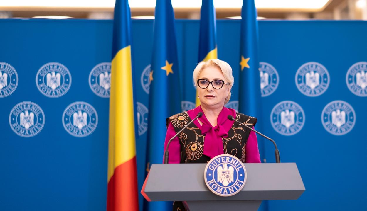Dăncilă: kormányátalakítást kérünk a parlamentben