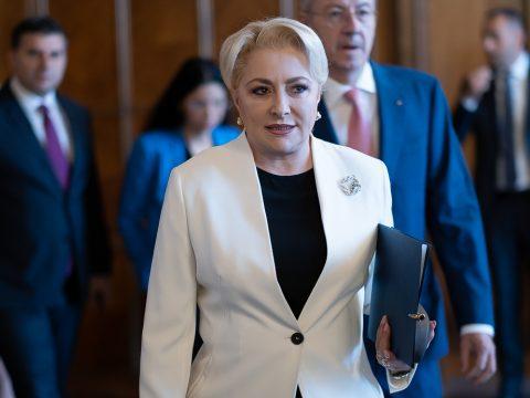 Dăncilă köszöntötte az időseket