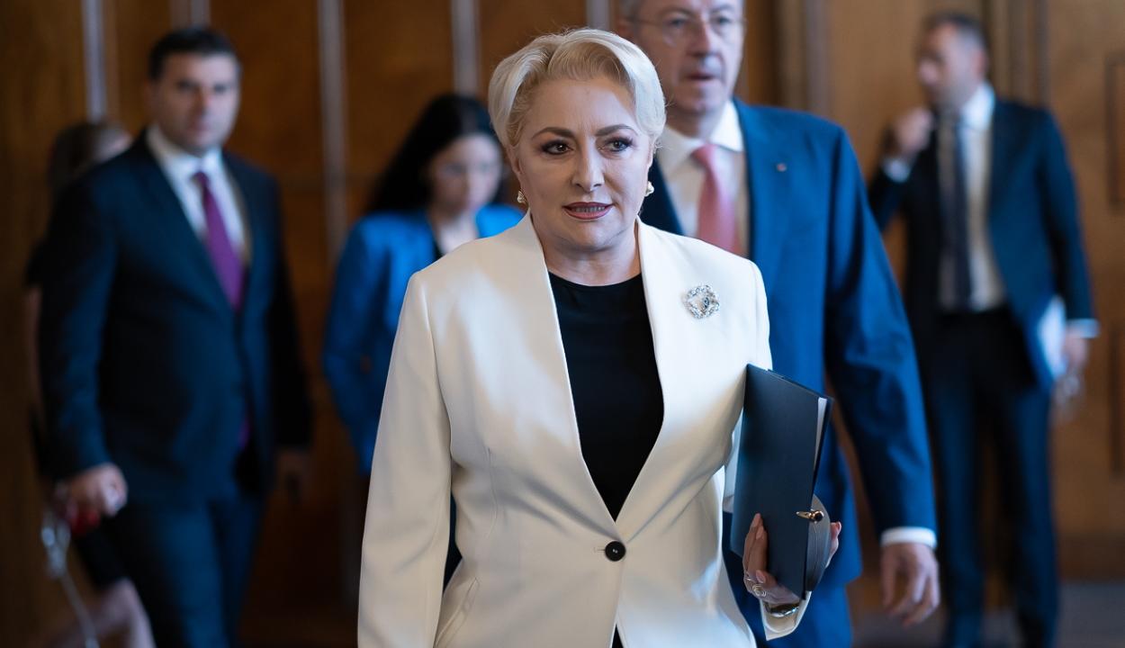 Dăncilă: nem félek megjelenni a parlament előtt