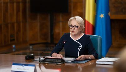 Dăncilă: jövő héten kérünk bizalmi szavazást a parlamentben