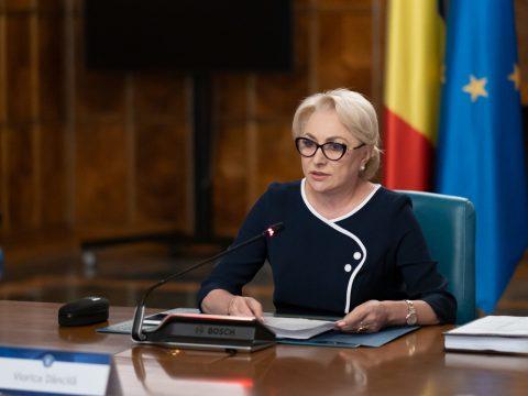 Dăncilă szerint az Orban által javasolt kormányprogram a megszorító intézkedésekre alapul