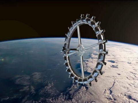 Néhány év múlva akár már űrhotelbe is foglalhatunk szállást