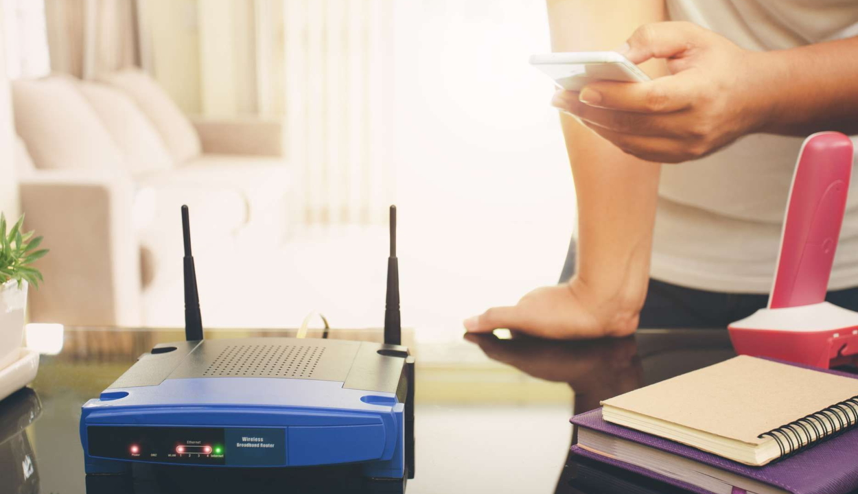 Itt a gyorsabb, hatodik generációs wifi