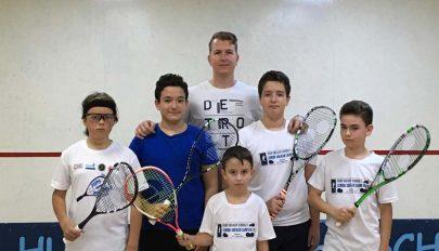 Helyi squash-bajnokság indult