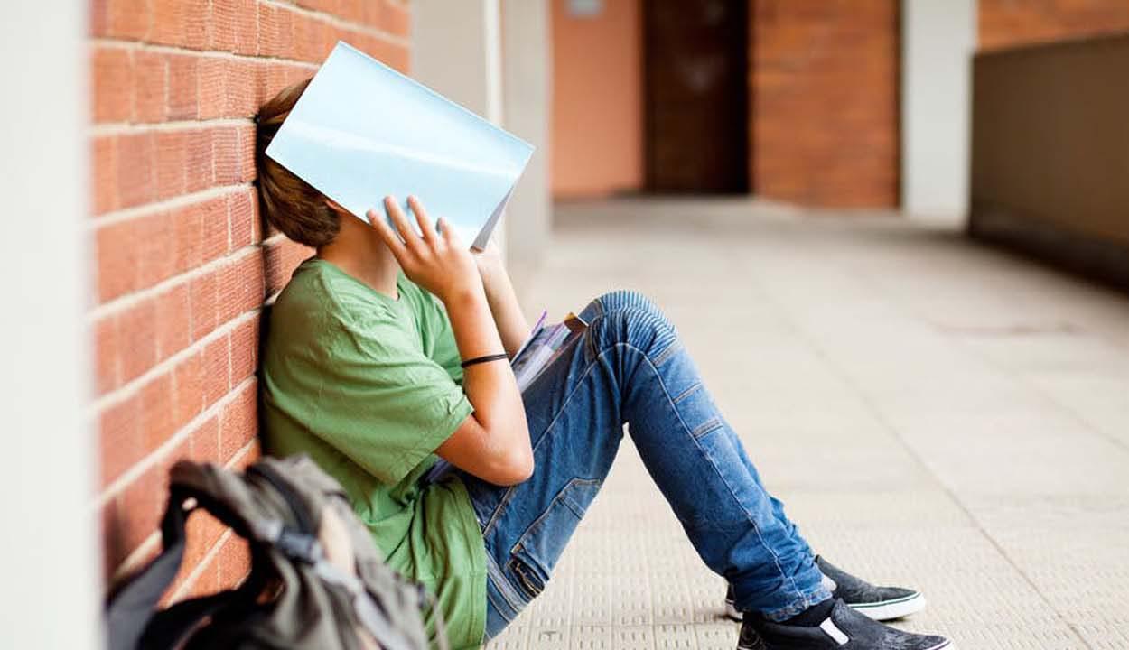 Máris hat lógó diák bukott le
