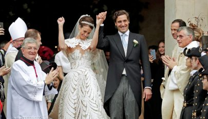 Összeházasodott Napóleon és az utolsó magyar király leszármazottja