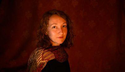 Borcsa Imolát díjazza a Székelyföld
