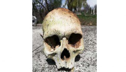 A favágó sírjánál