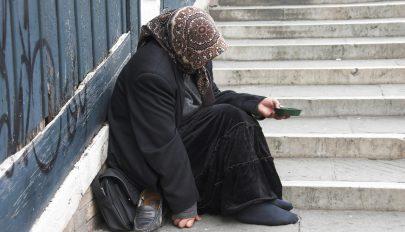 Minden ötödik ember küzd a szegénységgel az EU-ban