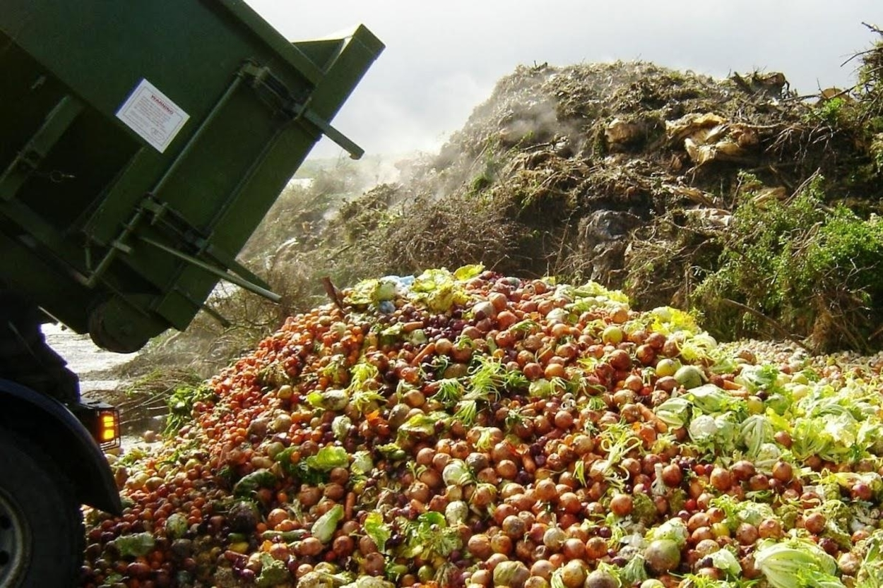 Túl sok az élelmiszerhulladék a világon