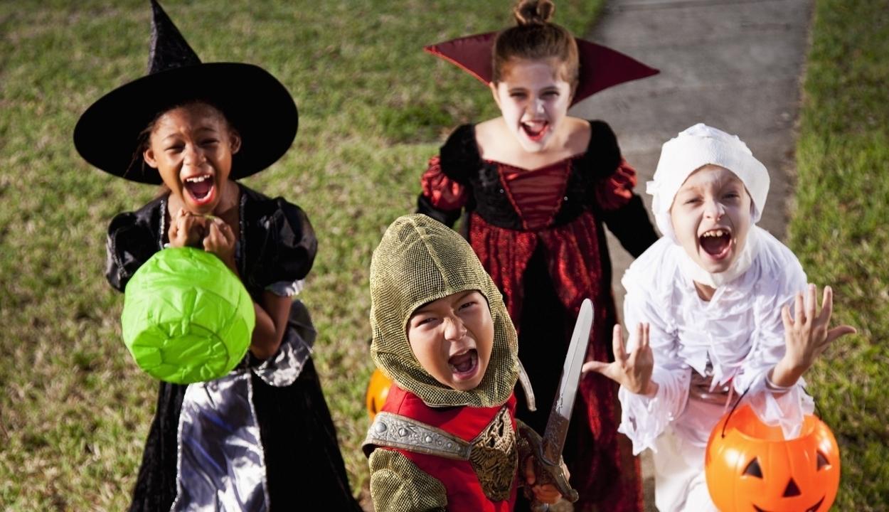 Betiltották az egyik iskolában a halloweeni jelmezbált