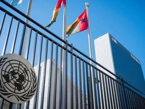 A tönk szélére került az ENSZ