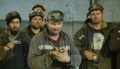 Ötödik napja tart a Zsil-völgyi bányászok sztrájkja