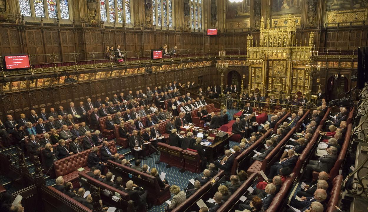 Brexit: jóváhagyta a brit parlament az EU-val elért megállapodást