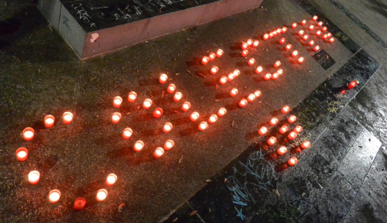 Országszerte több százan emlékeztek meg a Colectiv-tragédia áldozatairól