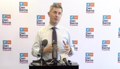 Barna: ha nem lesz előre hozott választás, a PSD újra szelet kap a vitorlájába