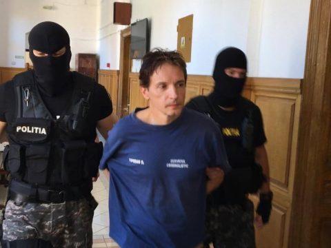 Nehezen viselte a romániai börtönéveket a nyíregyházi lövöldöző