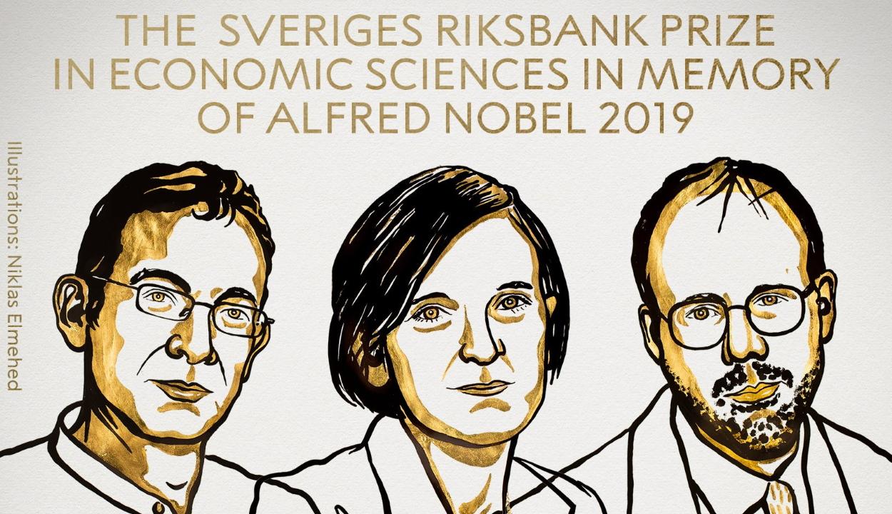 Hárman kapták megosztva az idén 51. alkalommal kiosztott közgazdasági Nobel-emlékdíjat