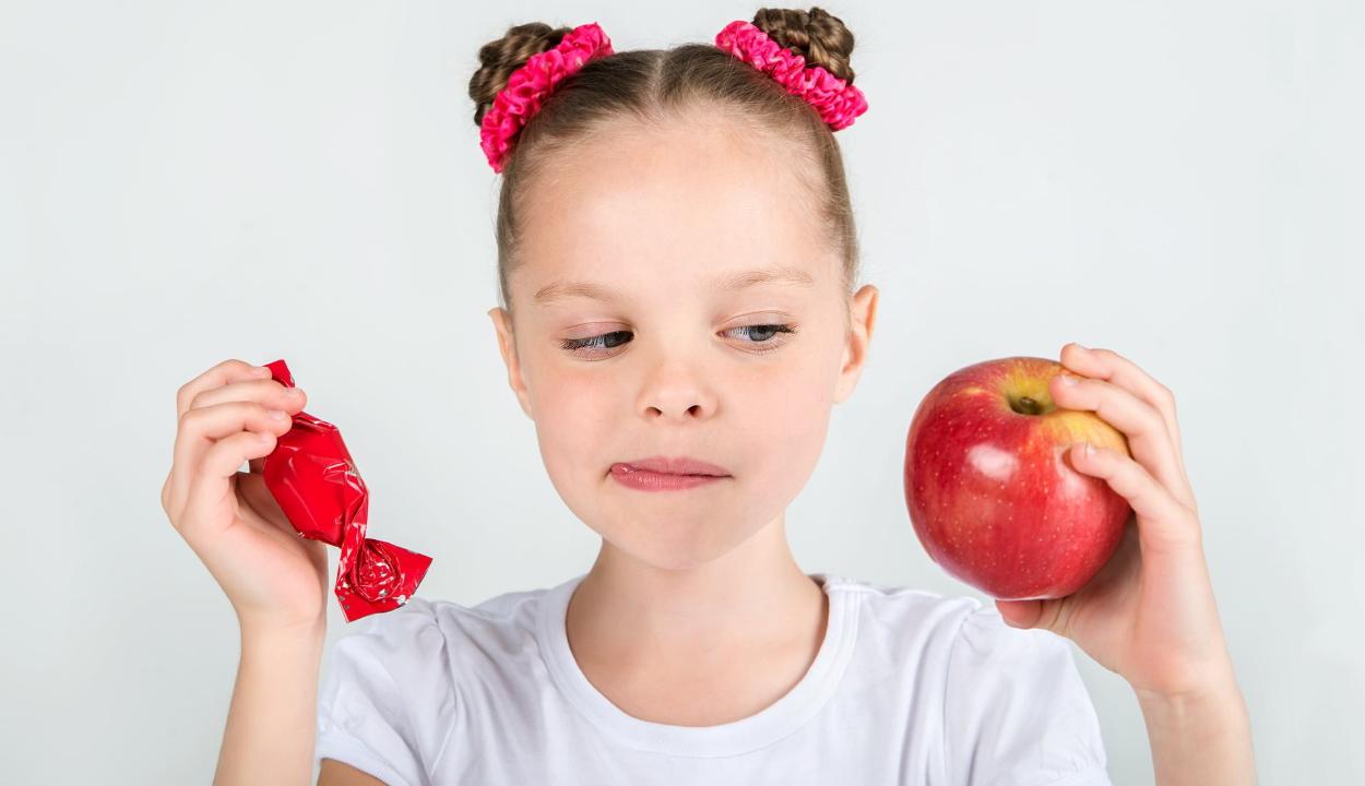 Dietetikus: túl sok cukrot esznek a gyerekek